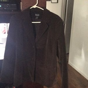 2 button corduroy blazer. EUC! No stains or tears.
